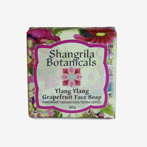 Ylang ylang and grapefruit soap