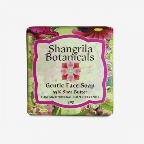 Gentle face soap