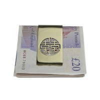 Money clip double happy.2