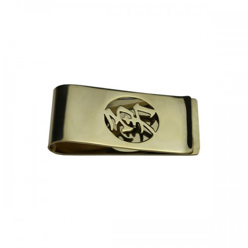 Money clip courage