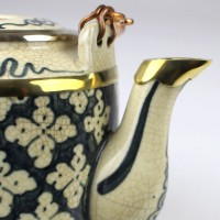 Tea Pot detail