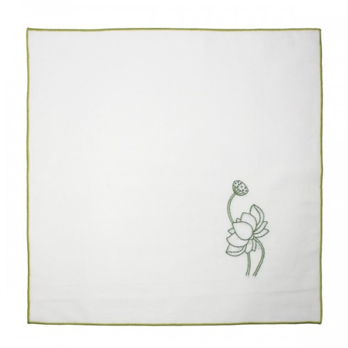 Lotus napkin main
