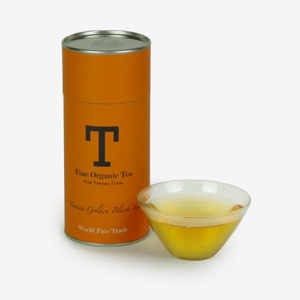 Fair Trade 'Yunnan Golden Black' tea
