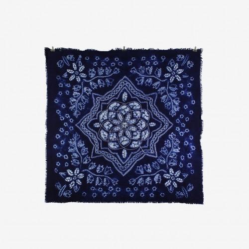 Star Pattern Tie-Dye
