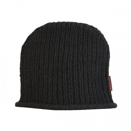 Heel stitch hat