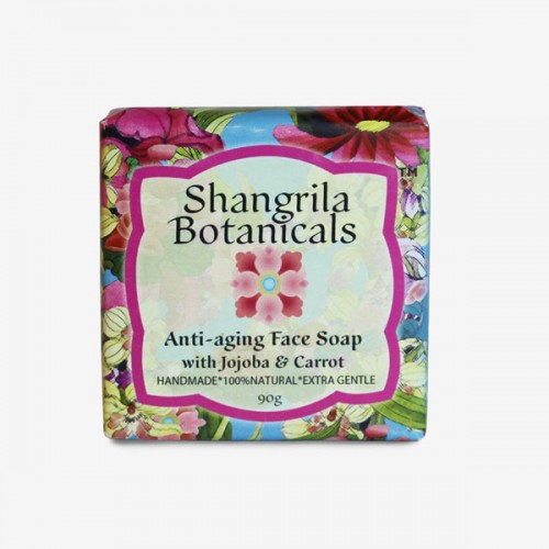 Anti-ageing soap