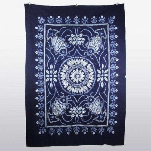 Tie-dye fabrics & textiles