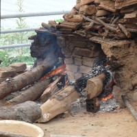 Traditional Kiln at Thanh Ha Pottery Village near Hoi An