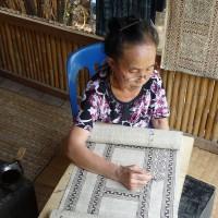 A Black Hmong Lady