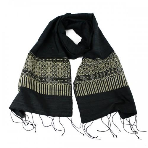 Laos pattern scarf