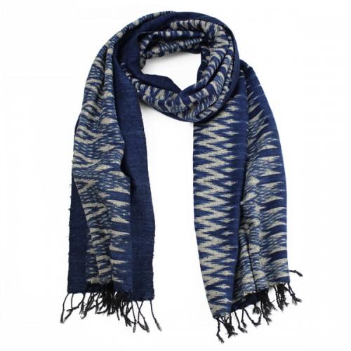 Ikat shawl
