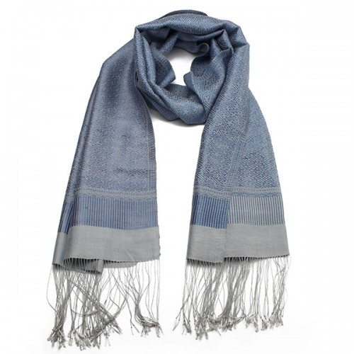 Scarves and knitwear